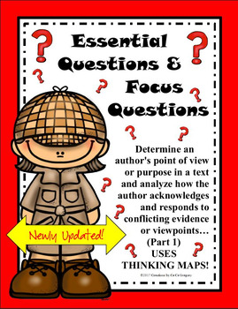 Determine Author's Point of View Purpose & Responds to Conflicting PT 1 UPDATED