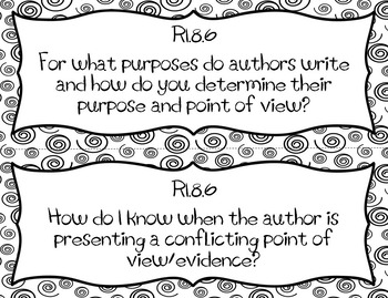 Determine Author's Point of View Purpose & Responds to Conflicting PT 2 UPDATED