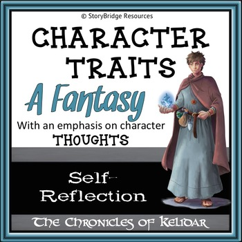 Determine Character Traits From Thoughts- A Short Fantasy Story