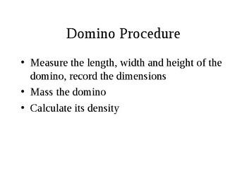 Determine Density