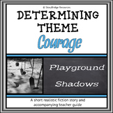 Determining Theme in an Anti-Bullying Short Story for Read