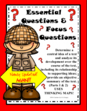 Determine a Central Idea, Analyze its Development, & Provi