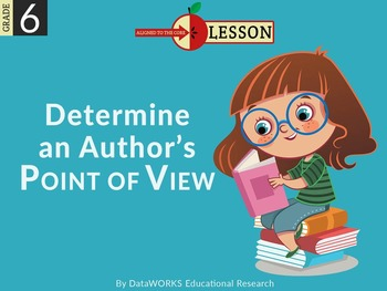 Determine an Author's Point of View