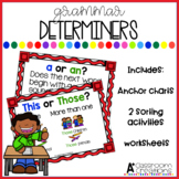 Determine the Determiners