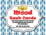 Determine the Mood Task Cards