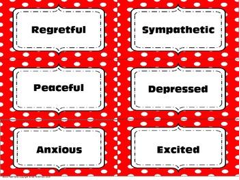 Determine the Mood Task Cards