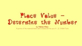 Determine the Number Place Value to the Thousands with Regrouping