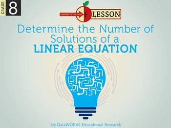 Determine the Number of Solutions of a Linear Equation