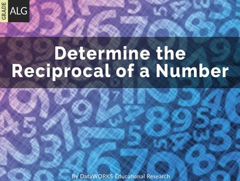 Determine the Reciprocal of a Number