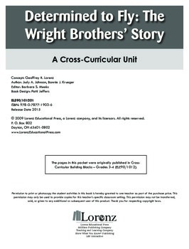 Determined to Fly: The Wright Brothers' Story