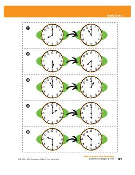 Determines Elapsed Time