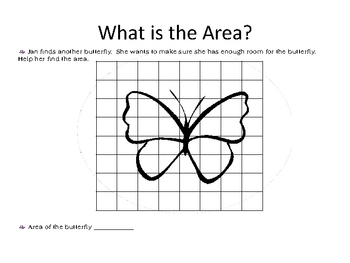 Determining Area Packet