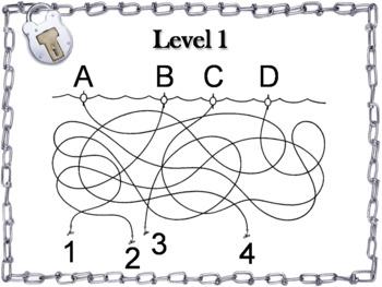 Determining Author's Tone Activity: Reading Comprehension Escape Room ELA