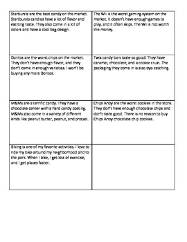 Determining Author's Viewpoint