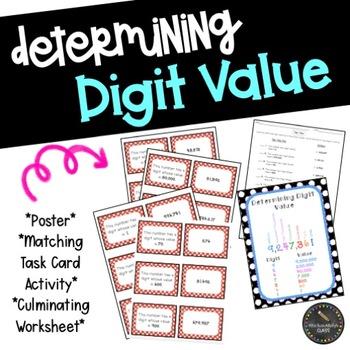 Determining Digit Value Bundle