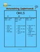 Determining Importance {A Lesson based on Owls by Gail Gibbons}