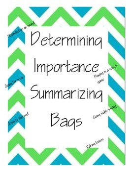 Determining Importance Bags