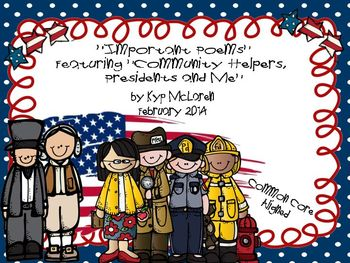 Determining Importance with Community Helpers & Presidents - Common Core Aligned