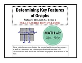 Determining Key Features of Rational Functions Guided Notes