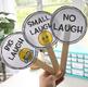 Determining Laugh Size Social Skills Activity