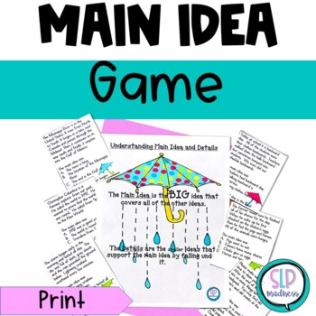 Printable Reading Comprehension Board Games Teaching Resources