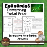 Determining Market Price - Economics Interactive Note-taki