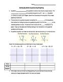 Determining Roots of Quadratics Graphically