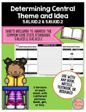 Determining Theme and Central Idea