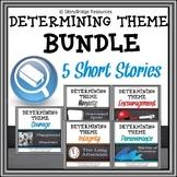 Determining Theme for Reading Comprehension BUNDLE-5 Short