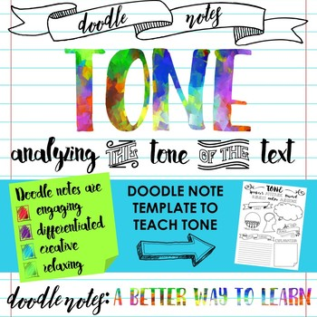 Determining Tone Doodle Notes - a better way to learn