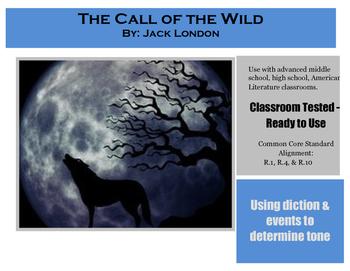 Determining Tone through Diction & Events