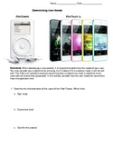 Determining User Needs - the Evolution of the IPod
