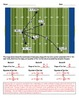 Football Video Games Used Determe the Equation of Lines in