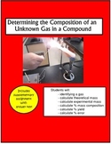 Chemistry - Determining the Composition of an Unknown Gas