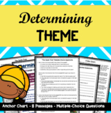 Determining the THEME of a Story, Drama, or Poem: 8 Passag