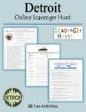 Detroit - Online Scavenger Hunt