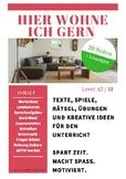 Deutsch/German: 20 pages: reading, speaking,grammar:Akkusa