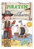 Deutsch: Piraten Bildkarten / flash cards German Märchen, Wortschatz -  Kinder