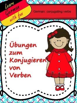 Deutsch: Verben konjugieren- German: Conjugation of verbs
