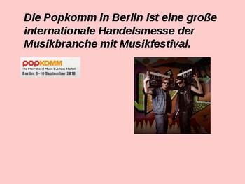 Deutsche Musik / German music