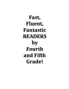 Develop Fast, Fluent Readers