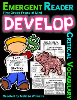 Academic Vocabulary DEVELOP Money Skills