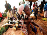 Developed and Developing Nations