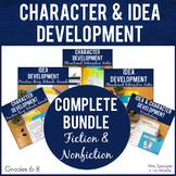 Developing Characters & Ideas TRESmart™ BUNDLE: Pixanotes, PowerPoint, Videos