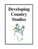Developing Country Studies - International Development Activities