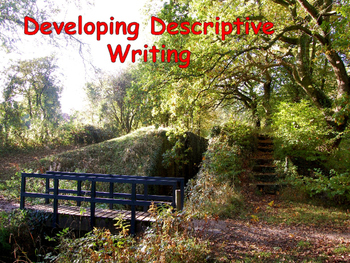Developing Descriptive Writing Mini-Lesson