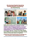 Developing English Speaking Communication Proficiency by Empathizing