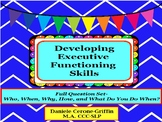 Developing Executive Function Skills- Full Question Set
