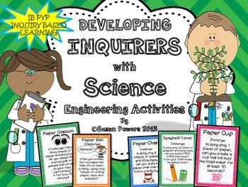 Developing Inquiry Skills with Science Activities