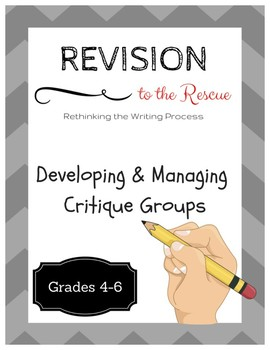 Developing & Managing Critique Groups